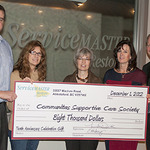 ServiceMaster of Fraser Valley Gives Back