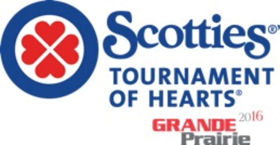Proud Sponsor of the 2016 Scotties Tournament of Hearts