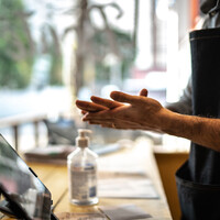 SIX SANITIZING STEPS FOR YOUR BUSINESS